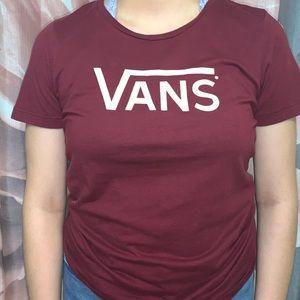 Vans shirt!!